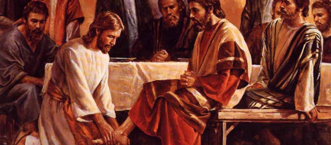 Jesus, the servant